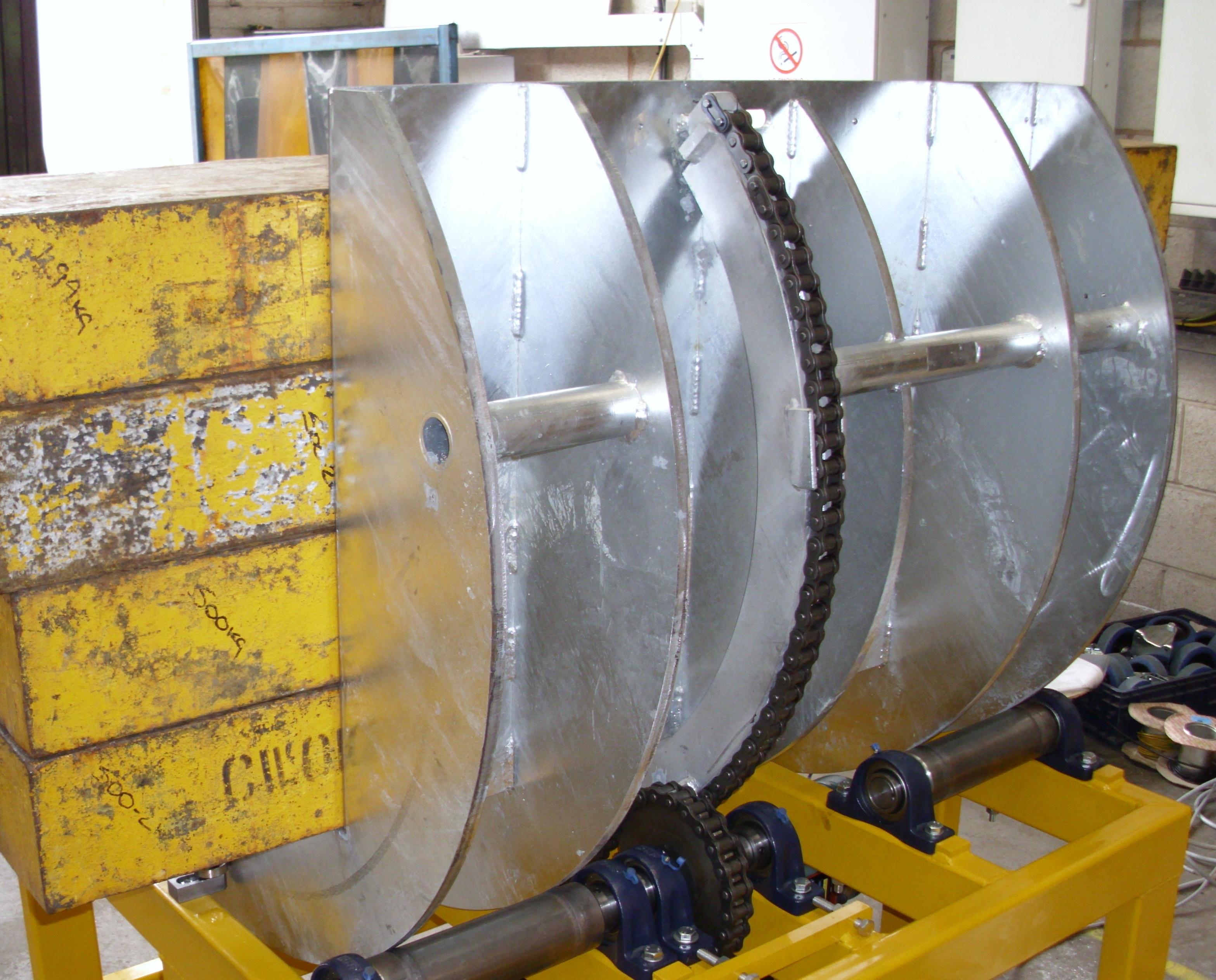 3500kg Material Handling Machine
