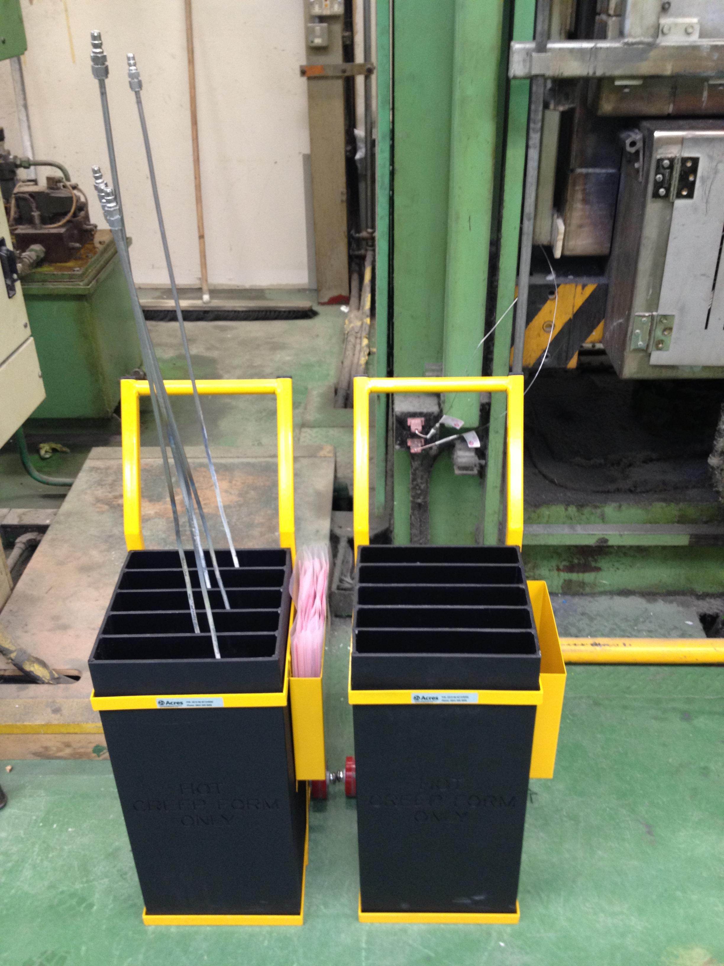 Hot Creep Form Process Transportation Boxes