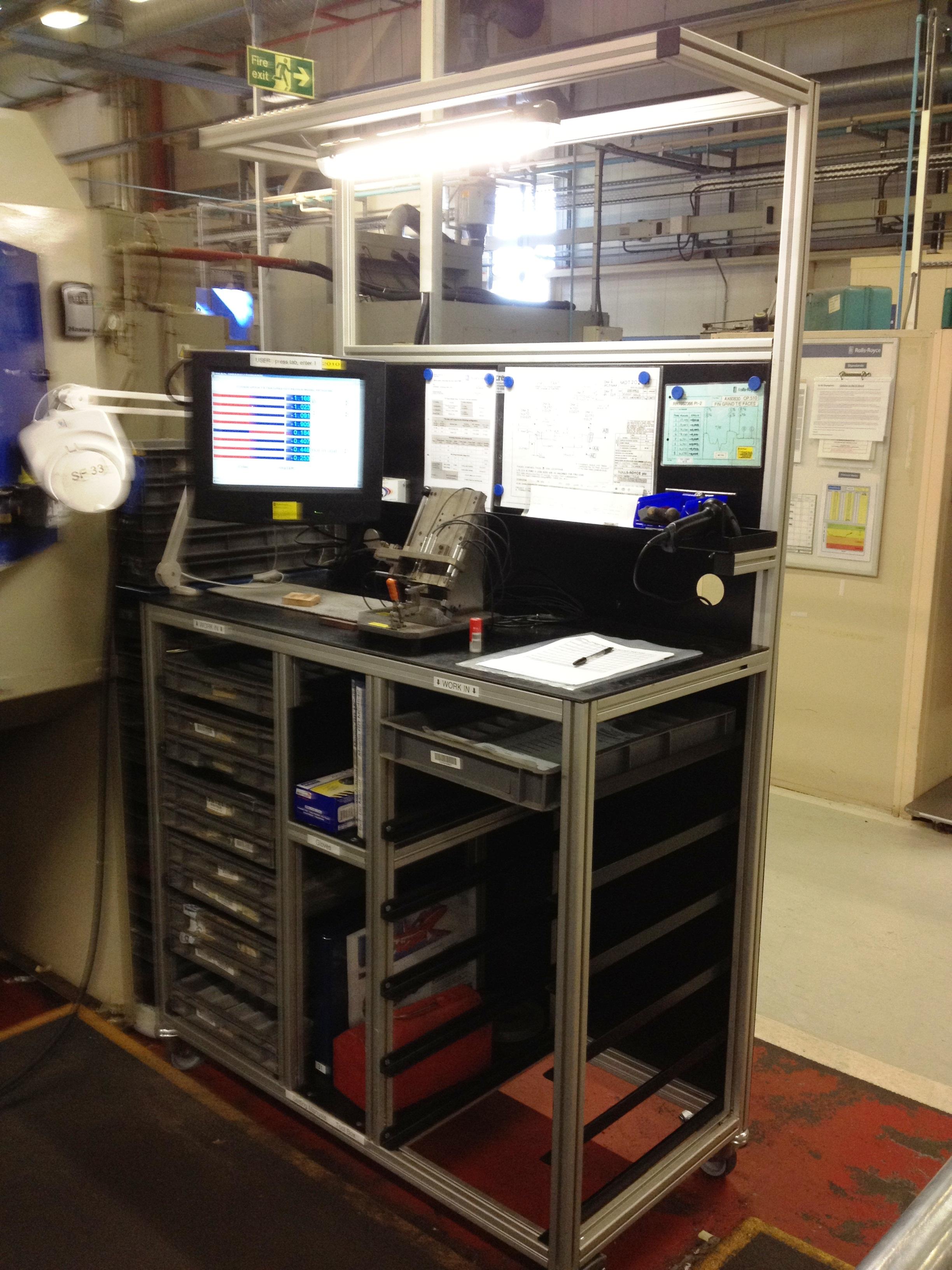 Inspection Desk