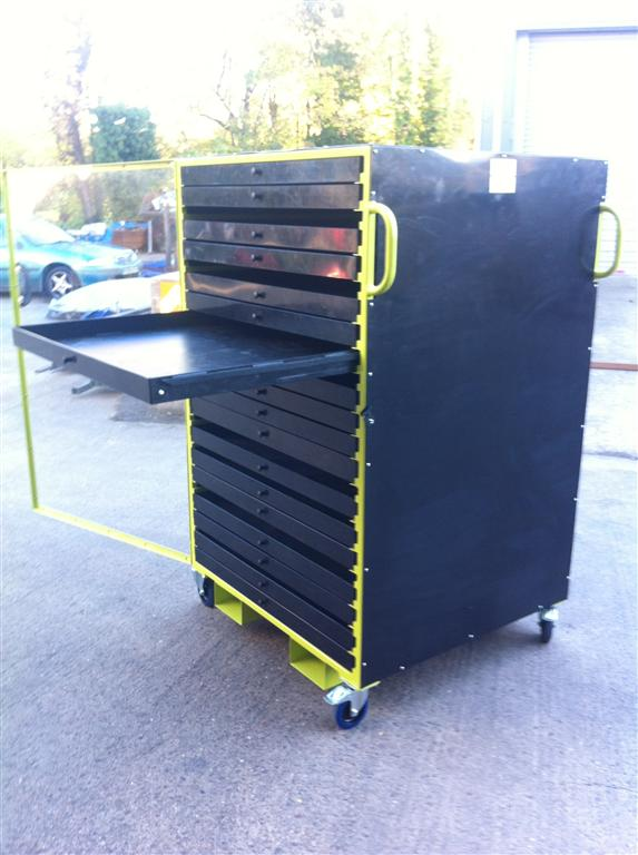 Buildpack 43 Pre-Production Component Transport Trolley