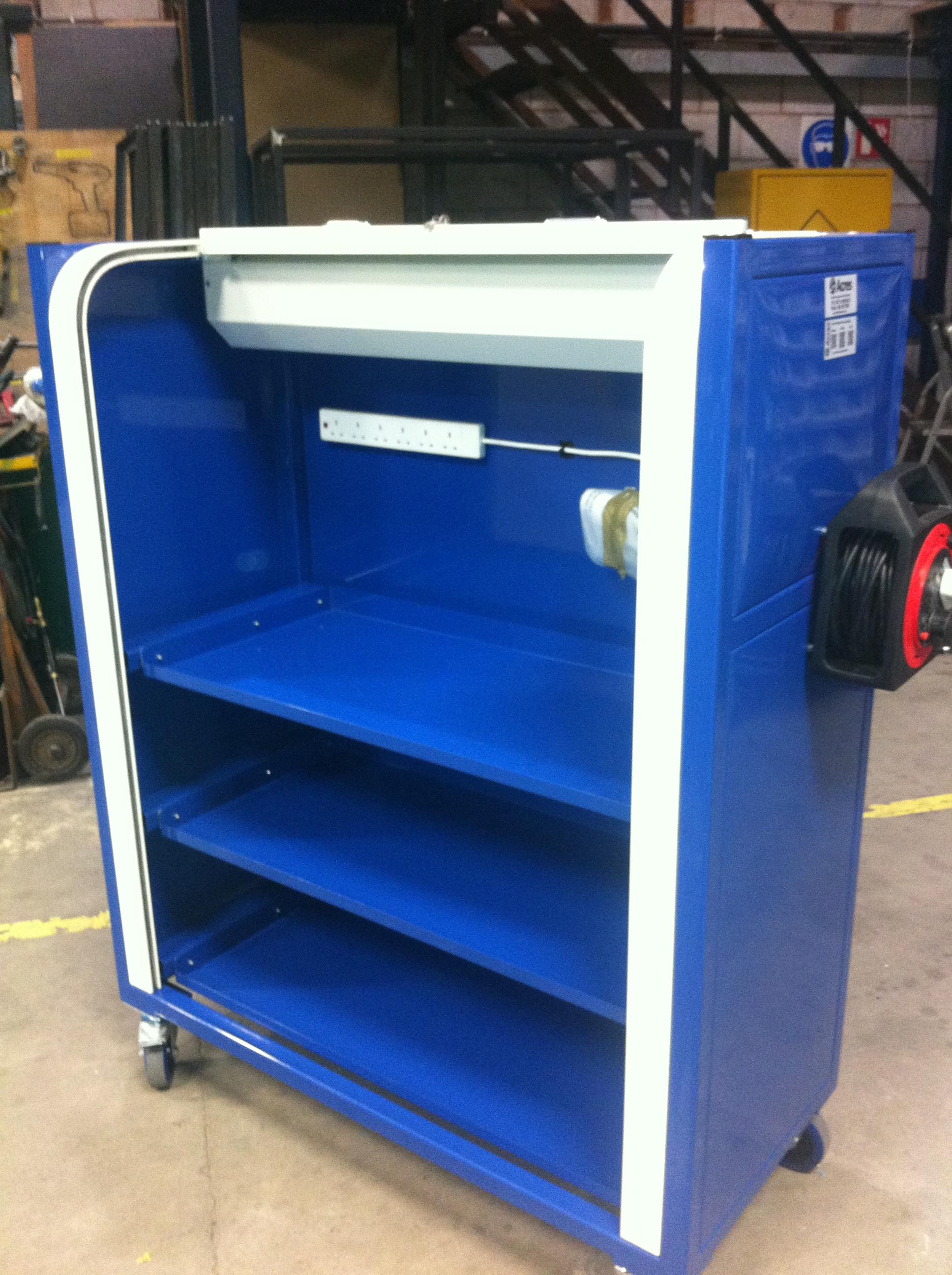 2012-10-9655 – Boroscope Cabinet