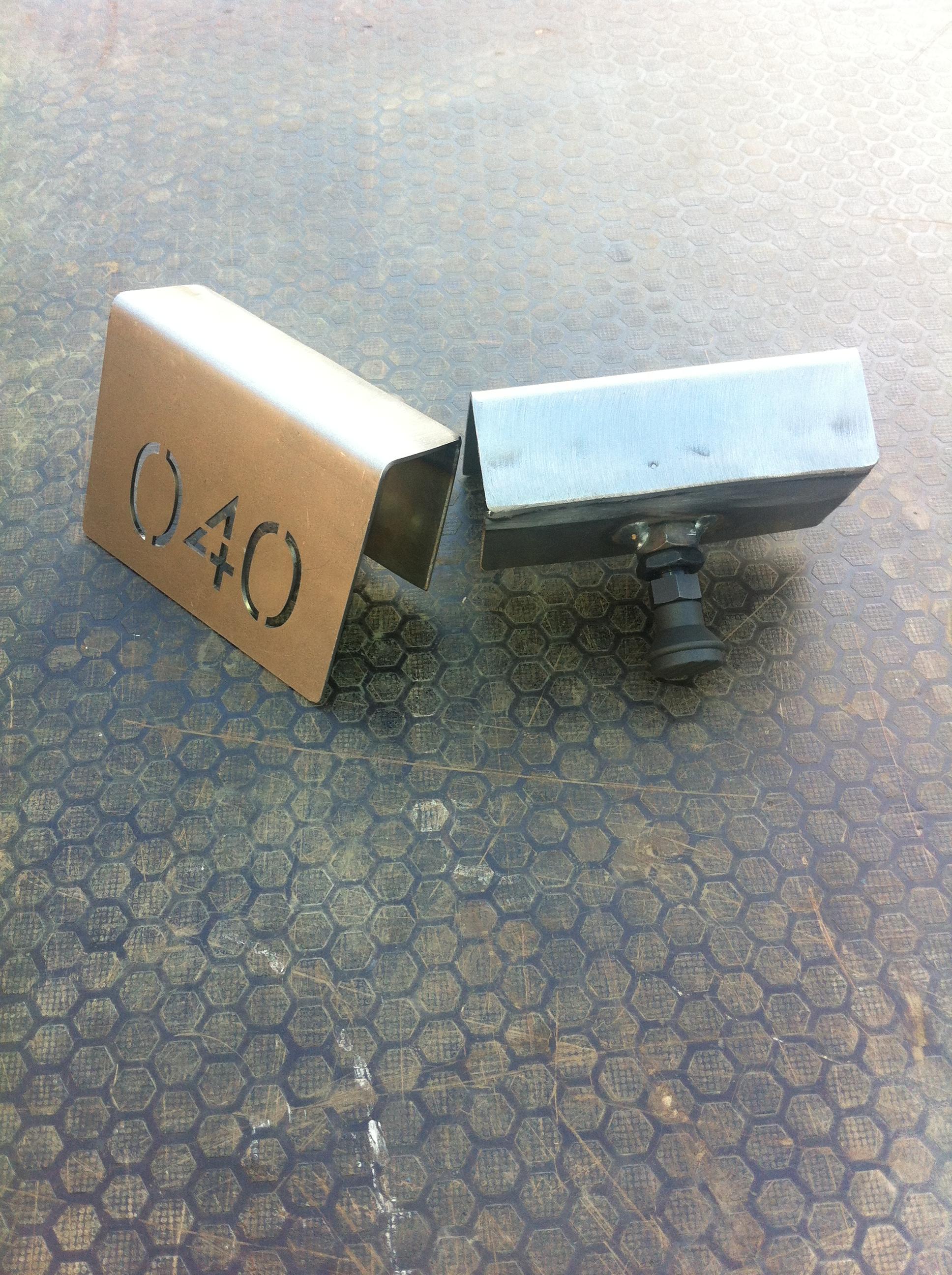 Jig I.D. Plates -30mm Box