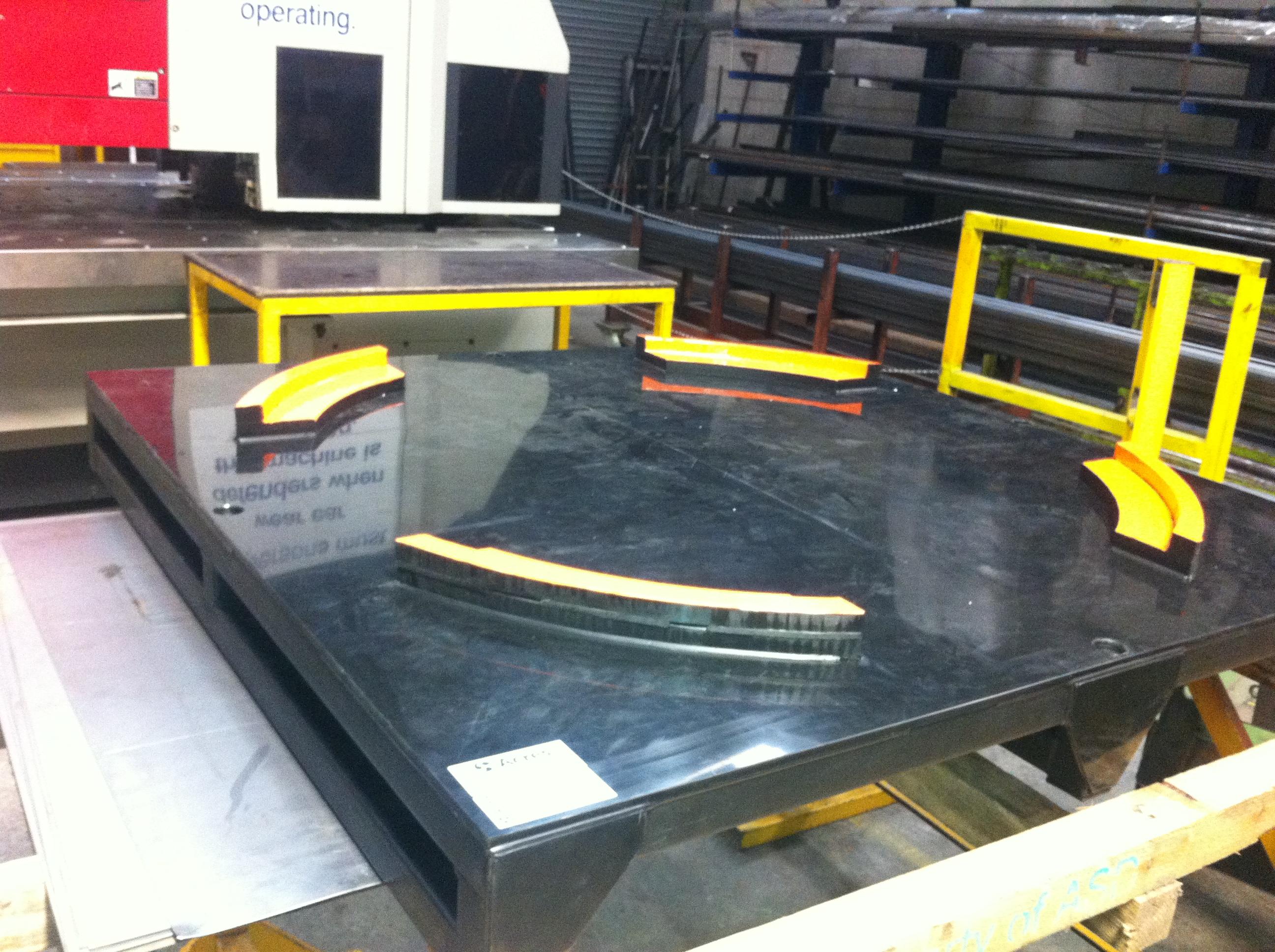 Trent 700 Rear Case Pallets – REF 2012-09-9549