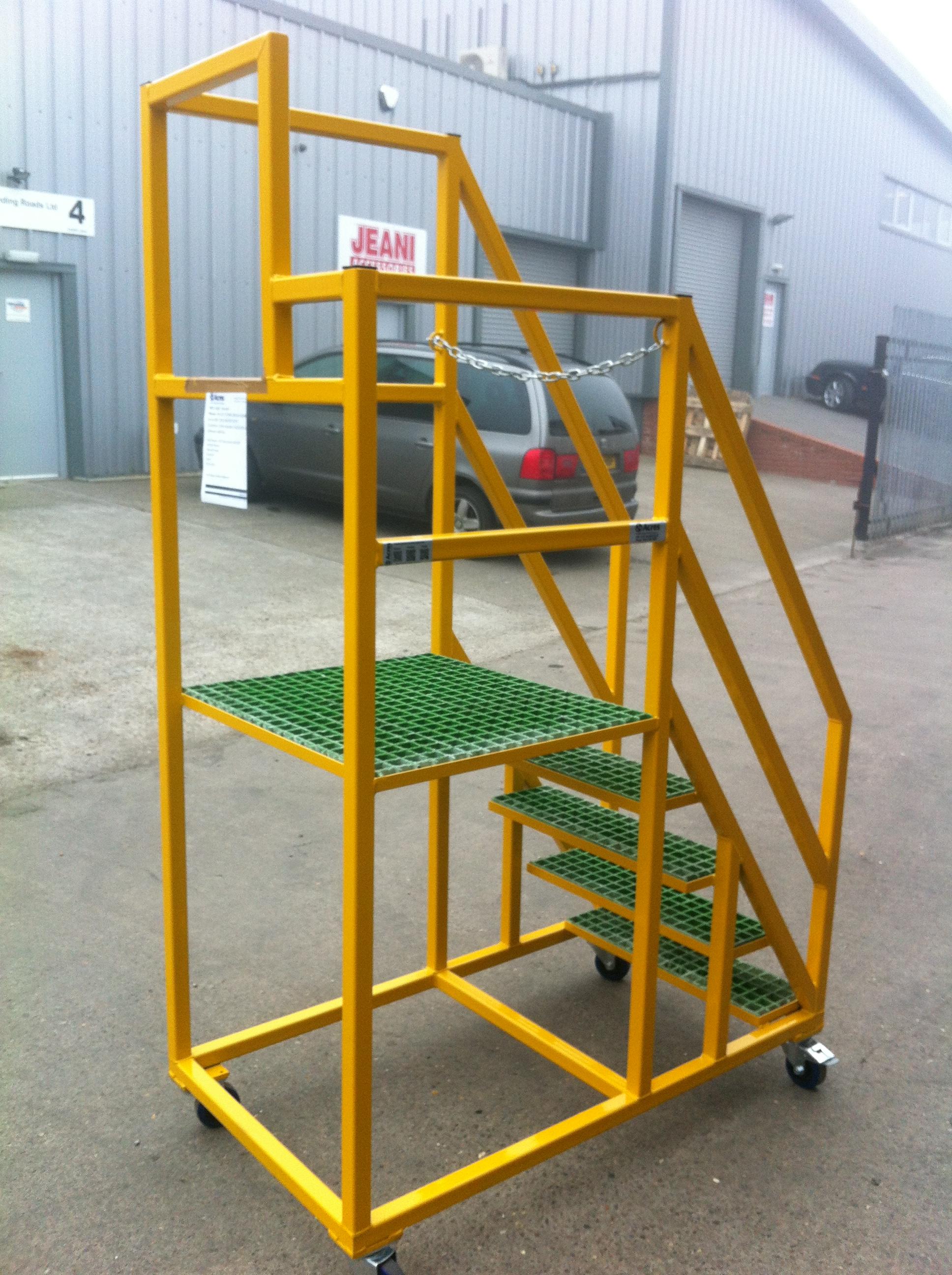 2012-09-9579 – Robot Polish Platform
