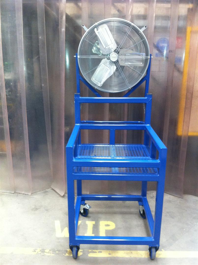 AD-62-2013-02 – Fan Trolley