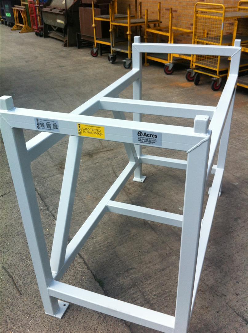 AD-131-2013-03 – Stator Coil Build Frame
