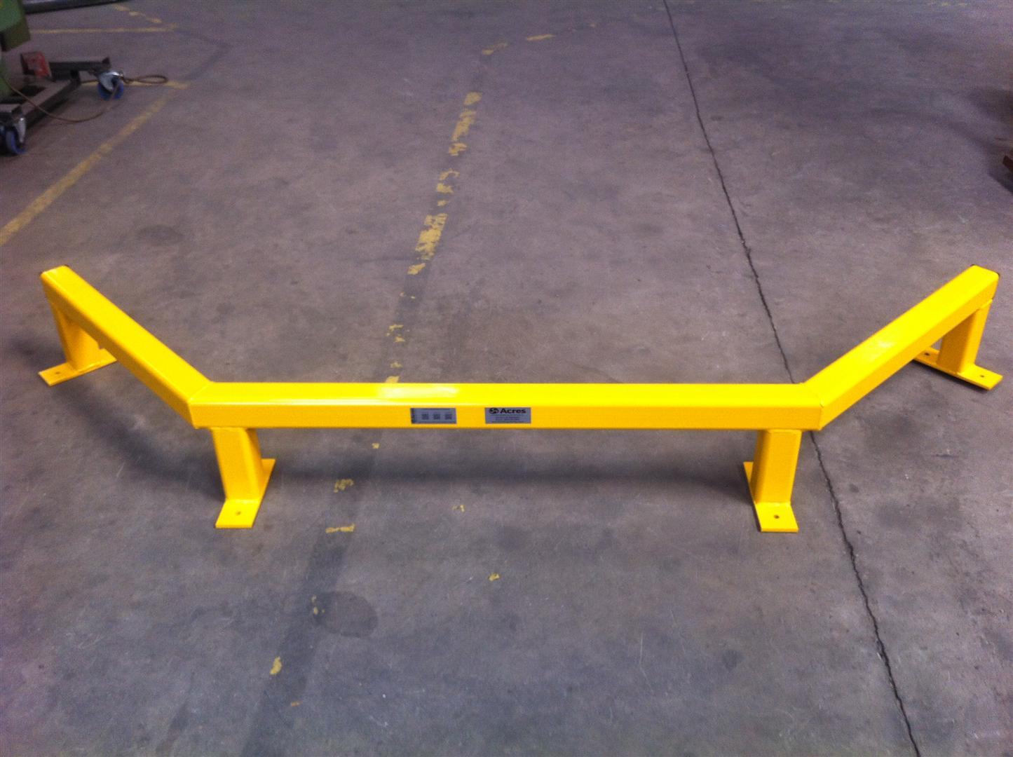 AD-149-2013-04 – Fork Lift Barrier