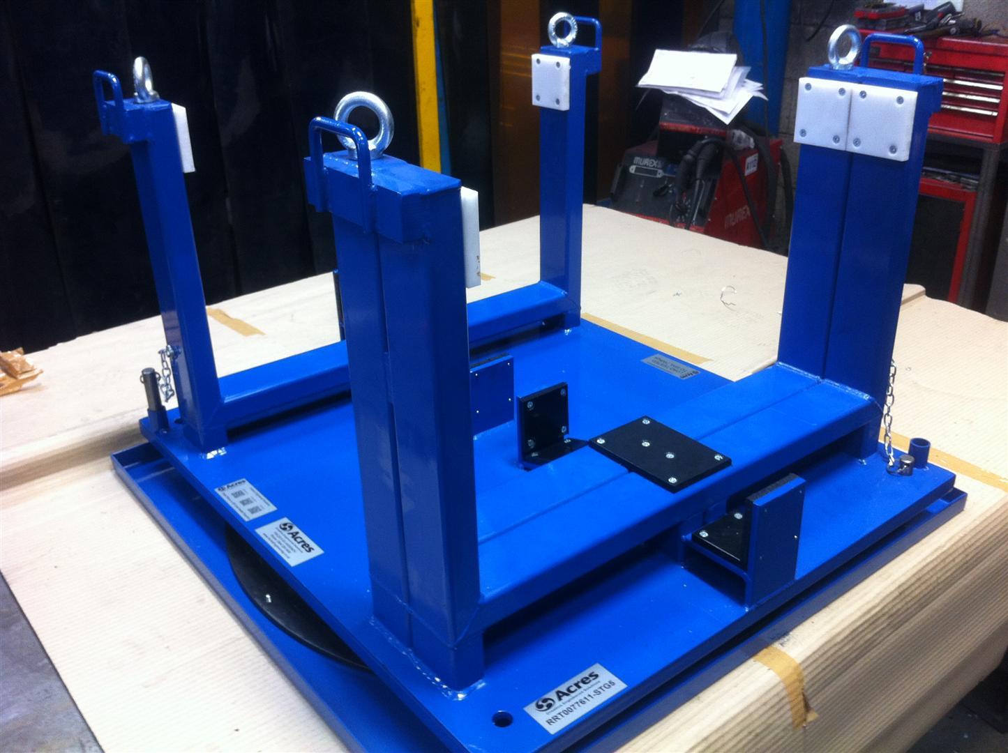 AD-168-2013-05 – Rotating XWB Pallet