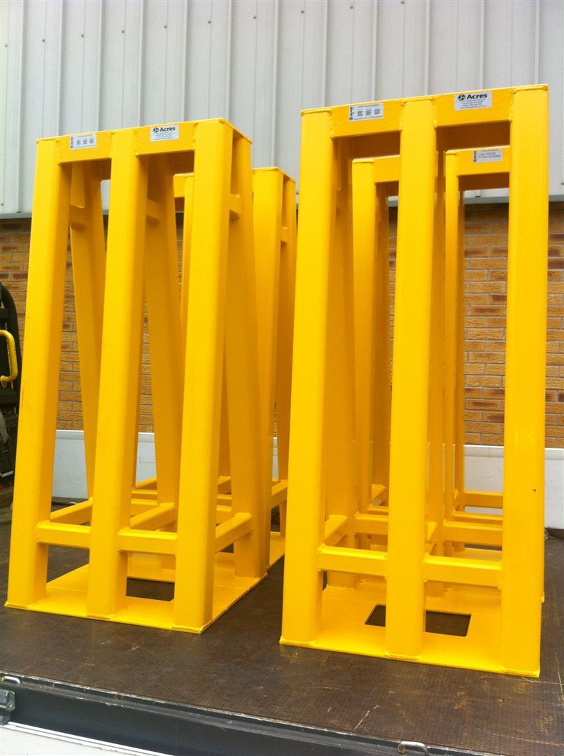 AD196-2013-06 – Stator Frame Stands