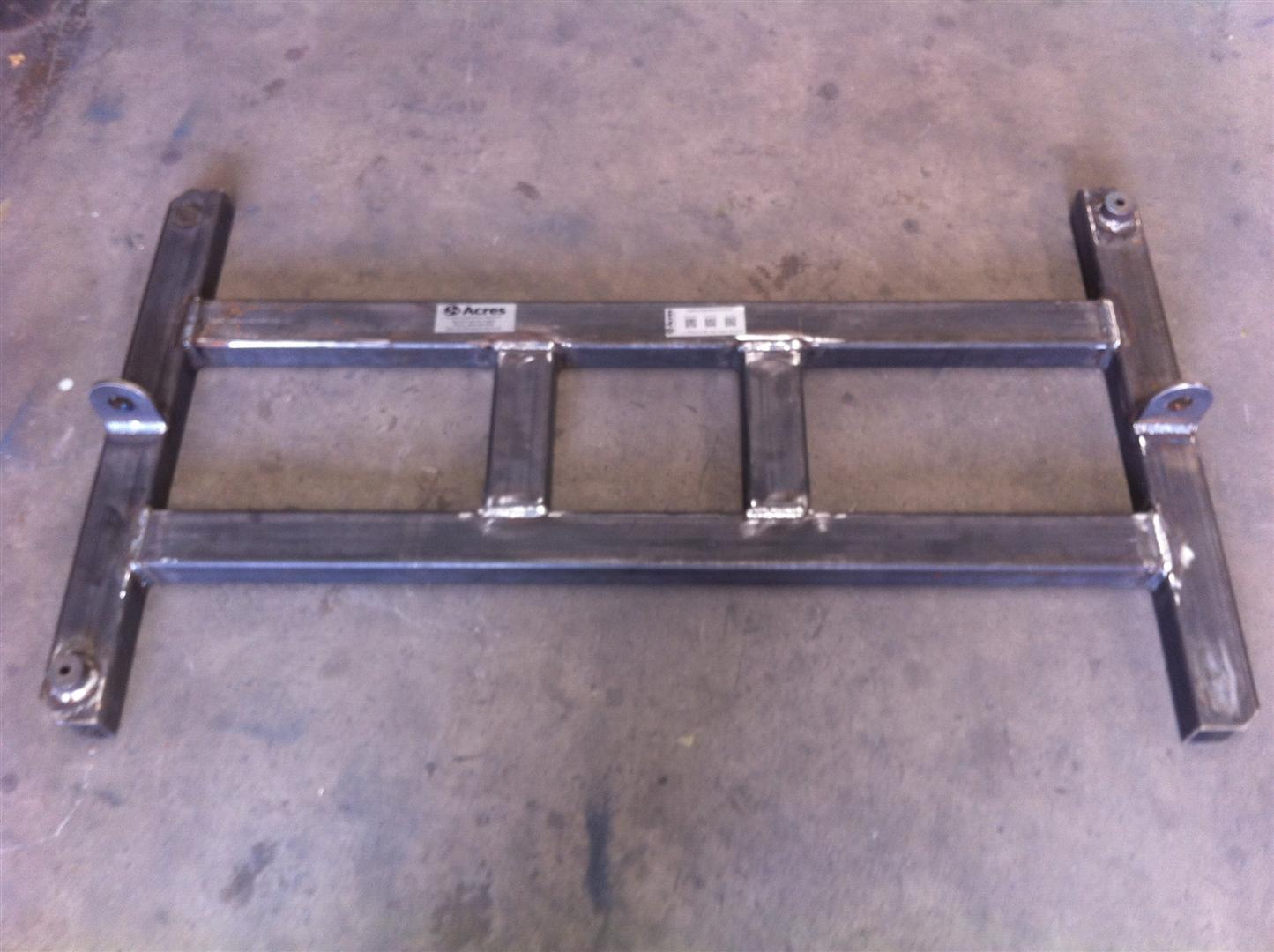 AD-205-2013-07 – Armature Shaft Varnish Support Frame