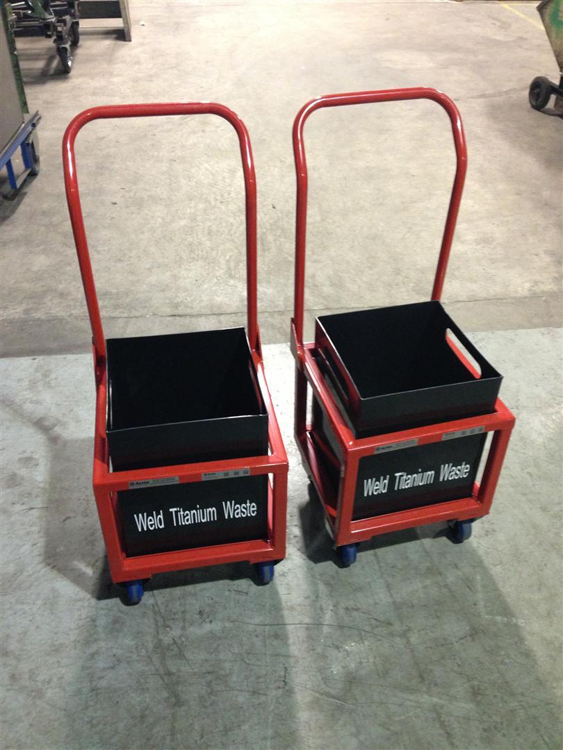 AD-246-2013-08 – Weld Titanium Waste Trolleys