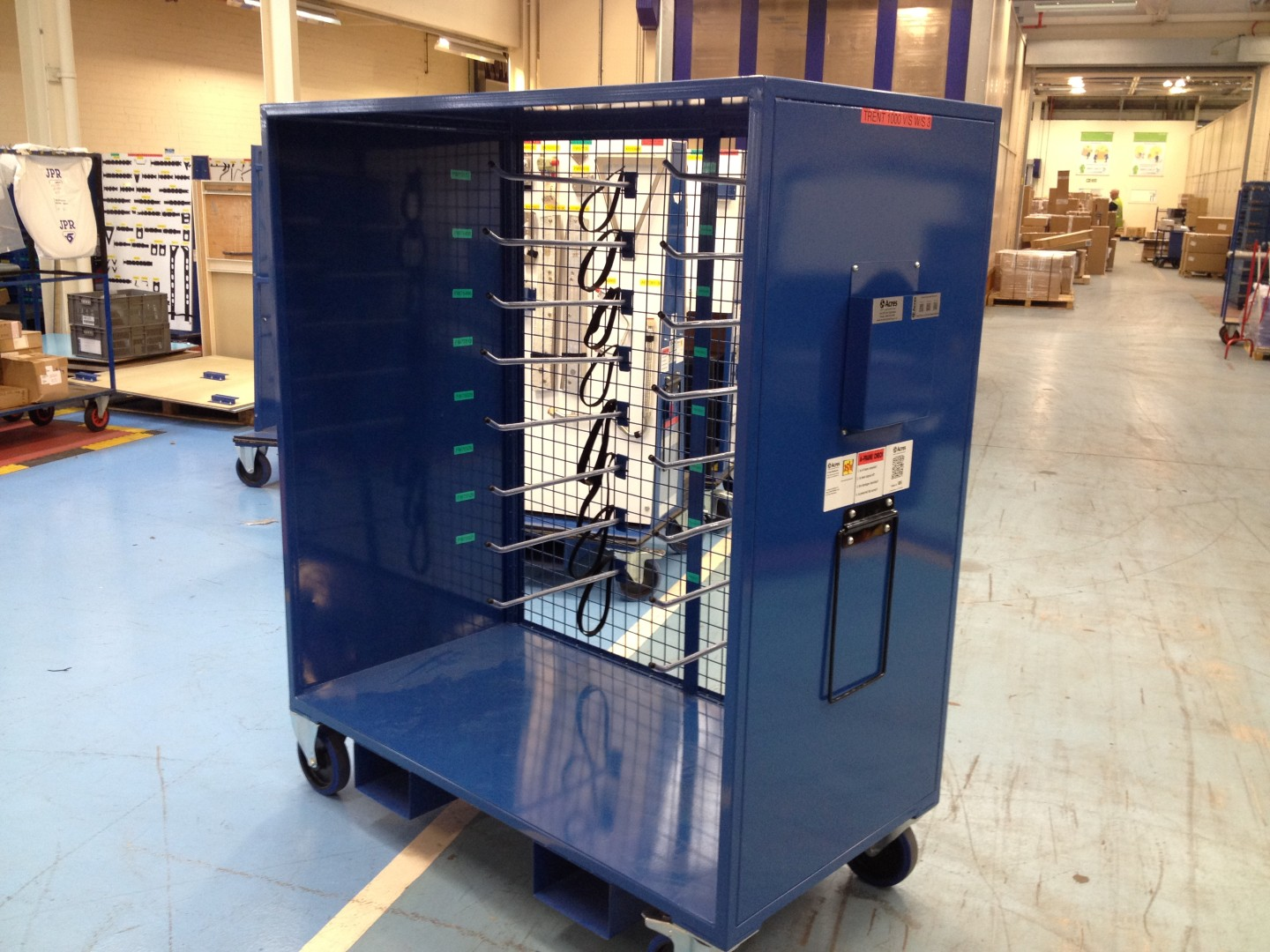 2013-09-10256 – Panel Trolley for 08 Buildpack