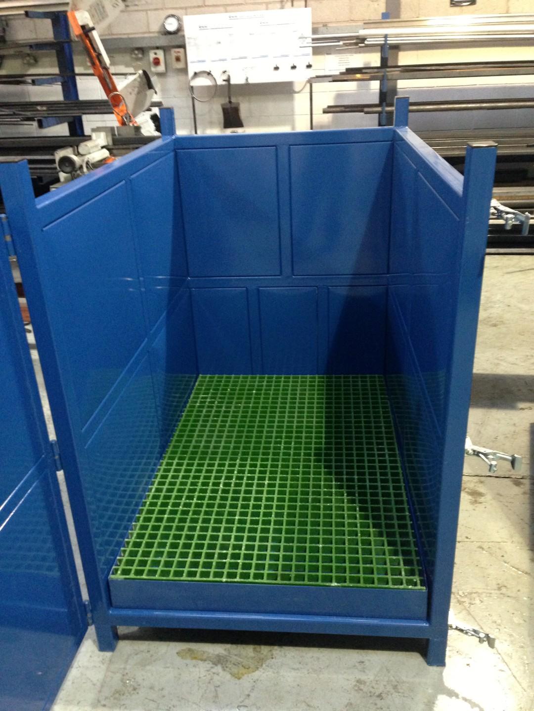 AD-219-2013-07 – De-wax bunded cage