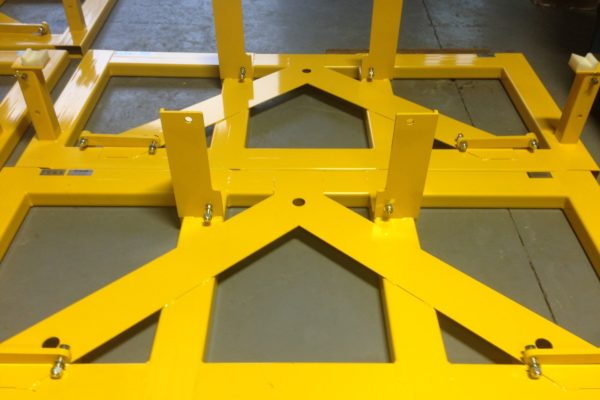 AD-239-2013-08 – Winding Support Stands – 25 Tonnes
