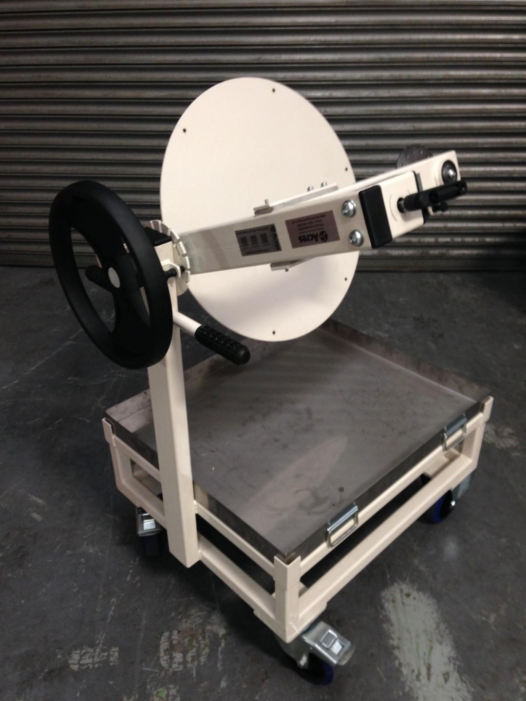 Manipulator Repair/Rework Trolley