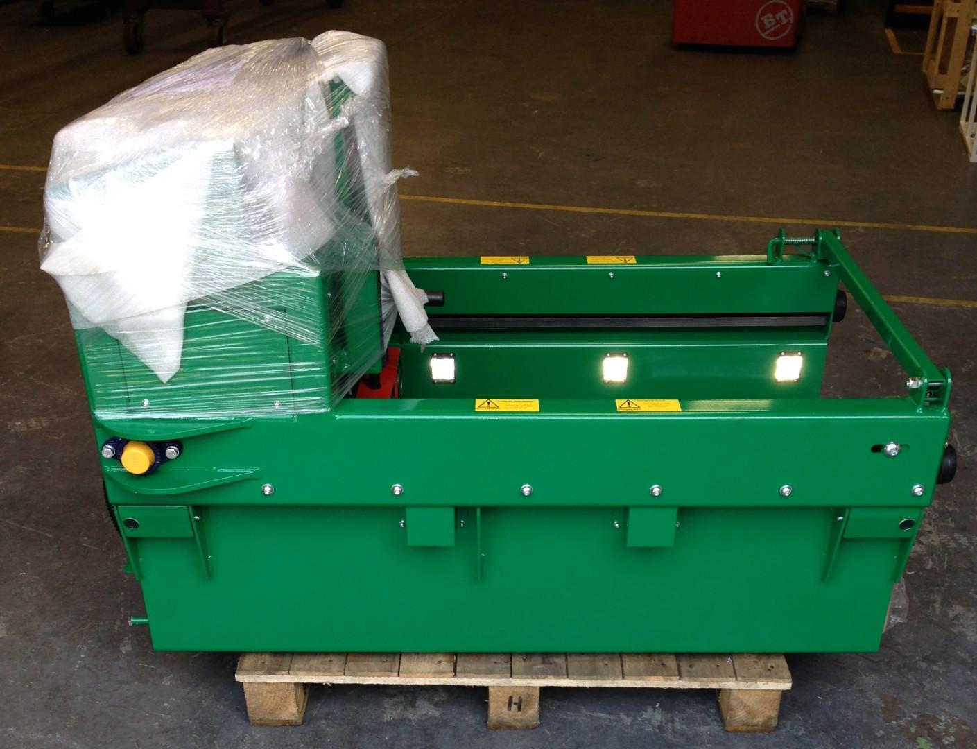 Trak® Xchange Battery Changing Unit – PU 850 x 520