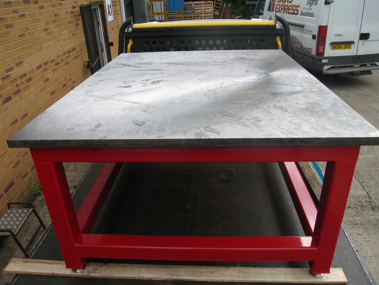 Heavy Duty Assembly Table