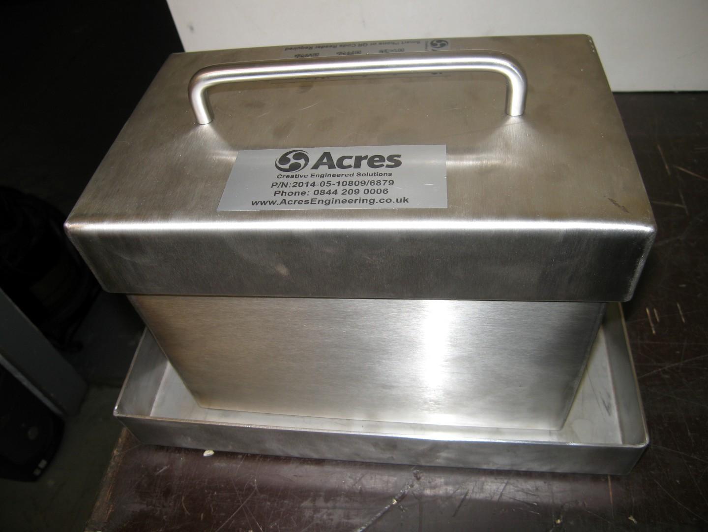 TAM Plate Acetone Tank