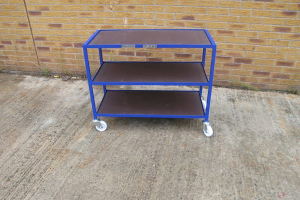 Physics and Chemistry Tray Trolley
