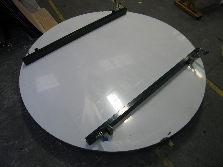 Circular Support Discs Set