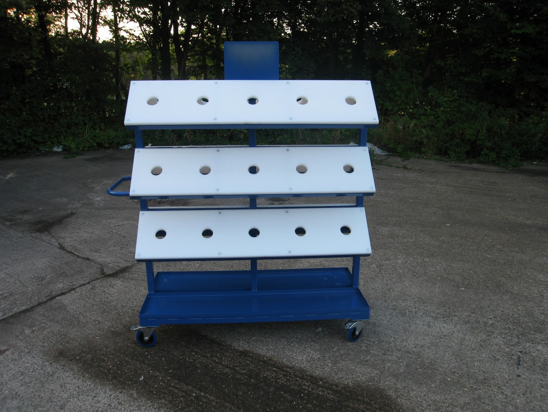 Arbor Storage Rack