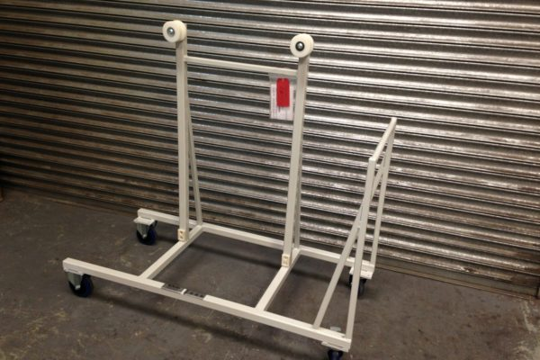 Baggage Handling Trolley