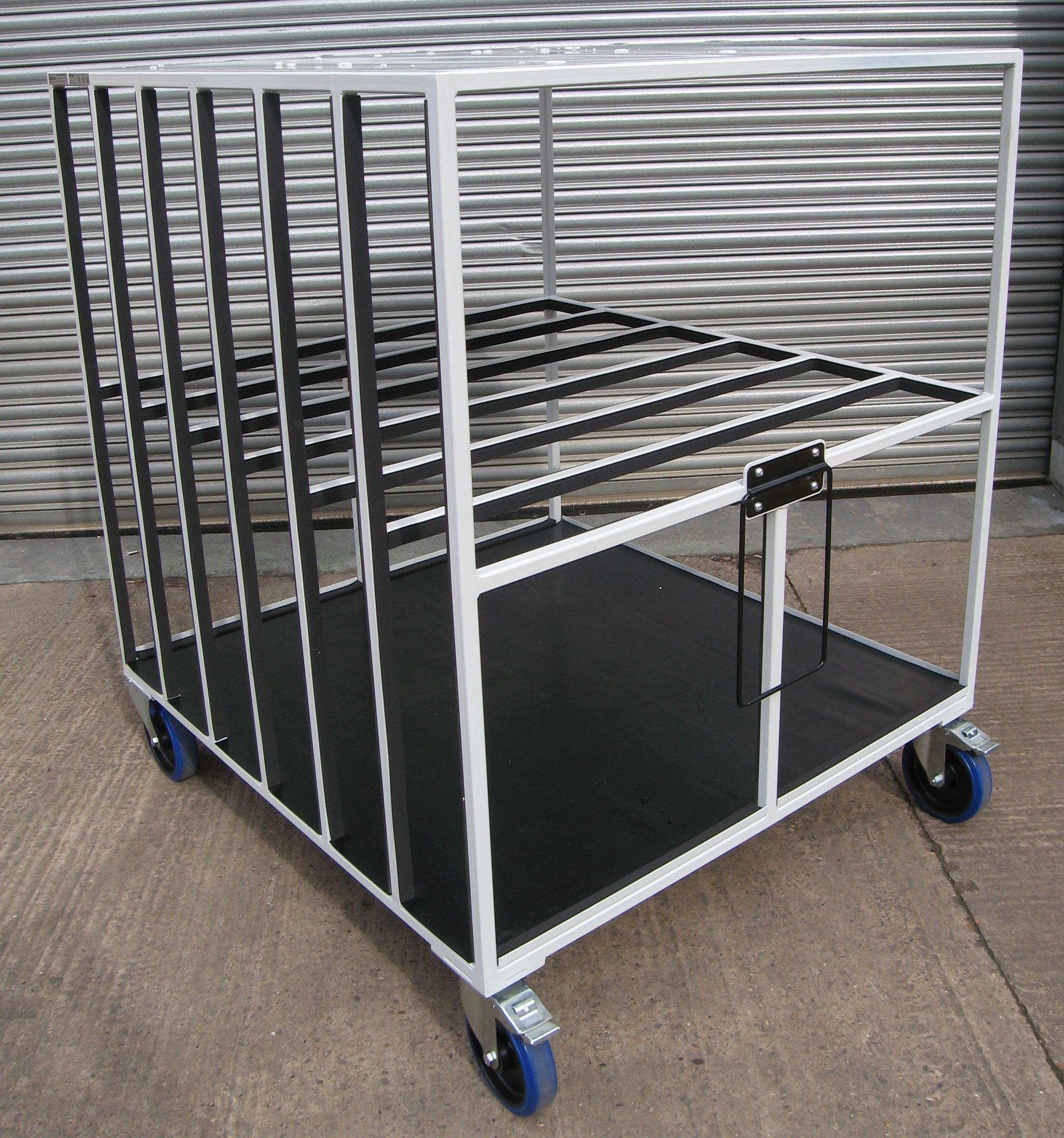 Panel Storage Trolley