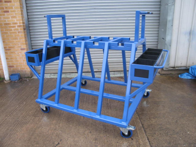 Fixture Storage Trolley