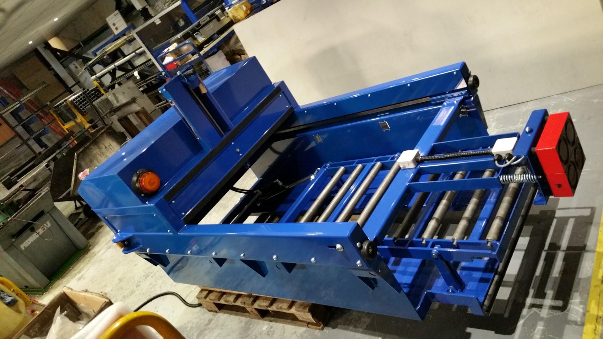 Trak® Xchange Battery Changer – PU 1250-1000 Dual Height