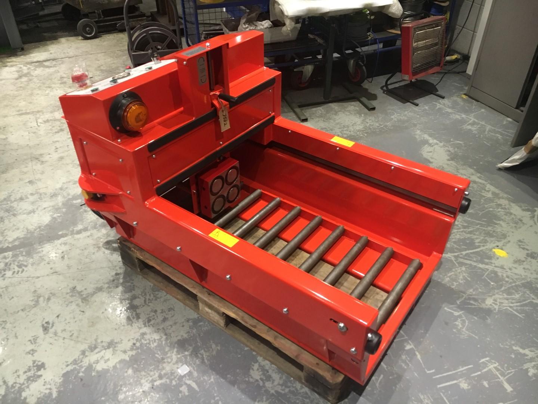 Trak® Xchange Fork Truck Battery Changer – PU 850 x 650