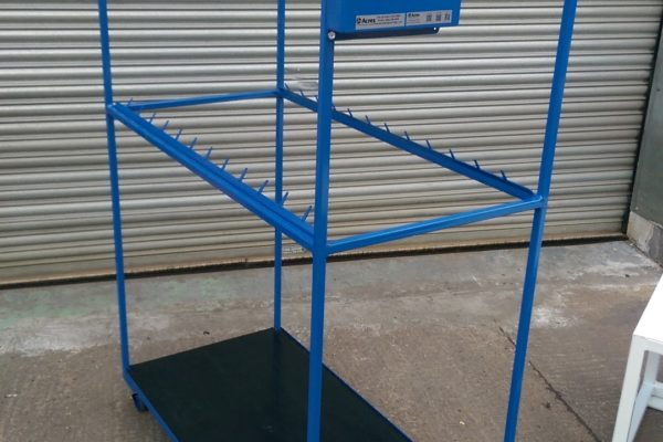 ASRS Automatic Loading Trolleys