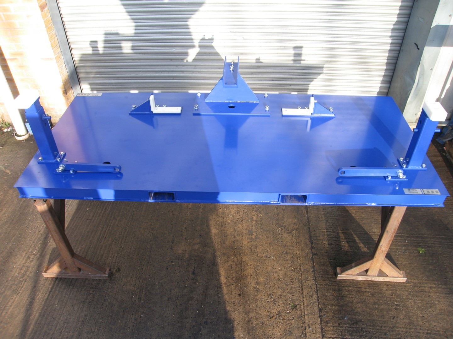 Rail Cab Carrier