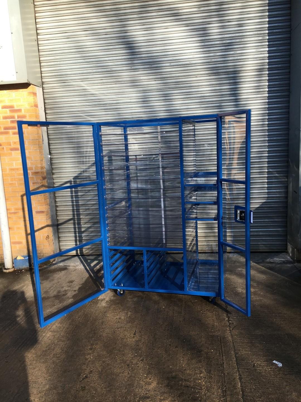 High Visibility Storage Unit
