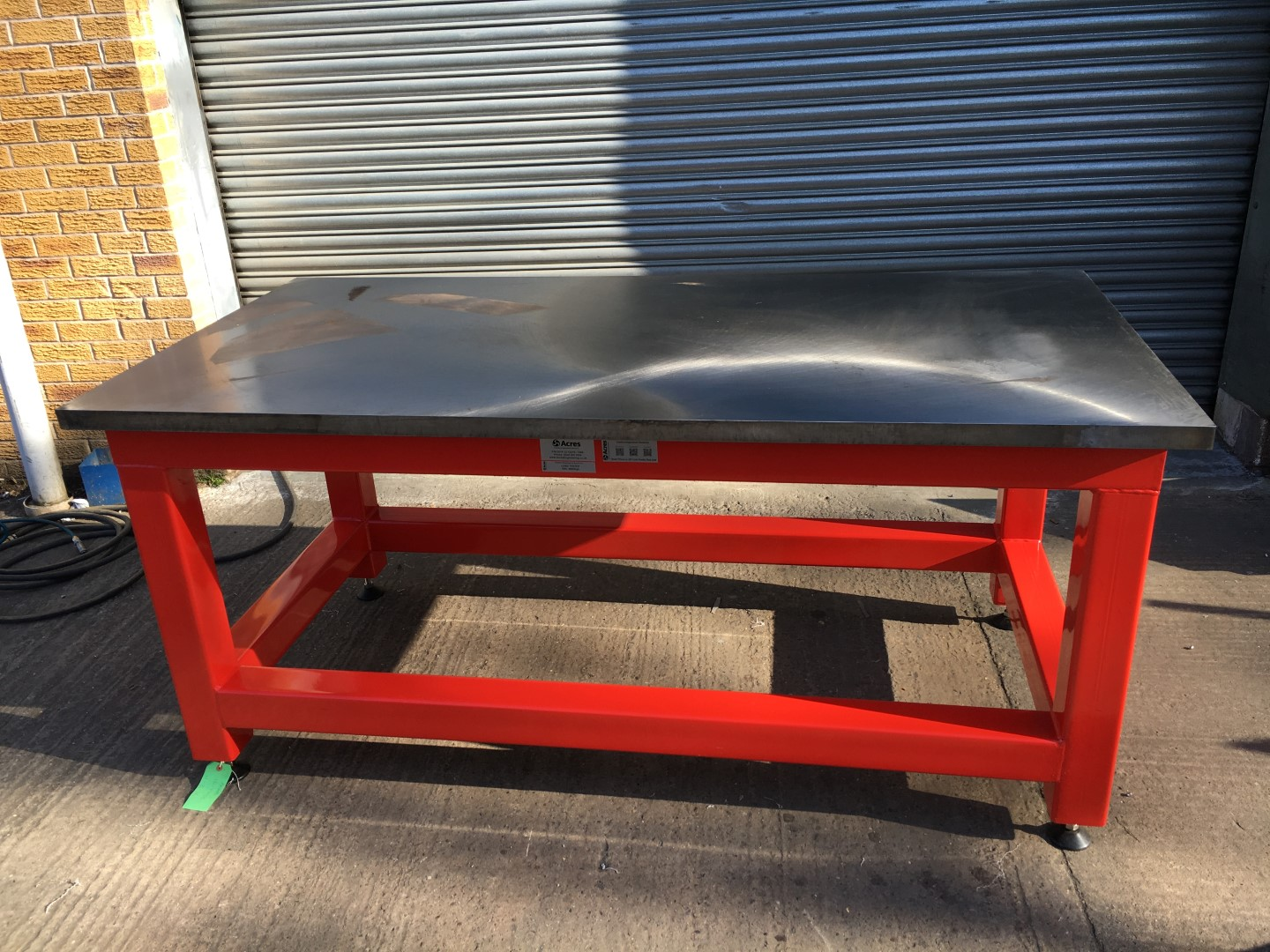 Heavy Duty Assembly Table