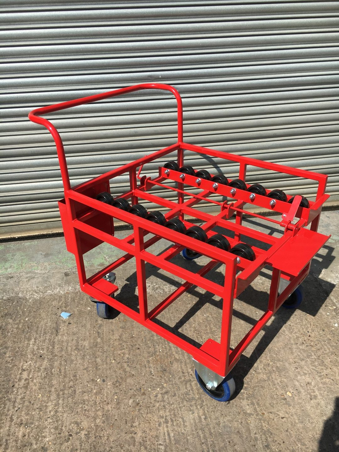 Cast Non-Conformance Trolley