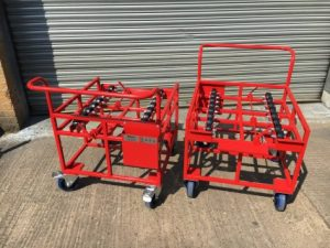 Non-Conformance Trolley (Mobile)