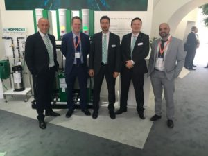Acres visit CeMAT 2016 (Mobile)