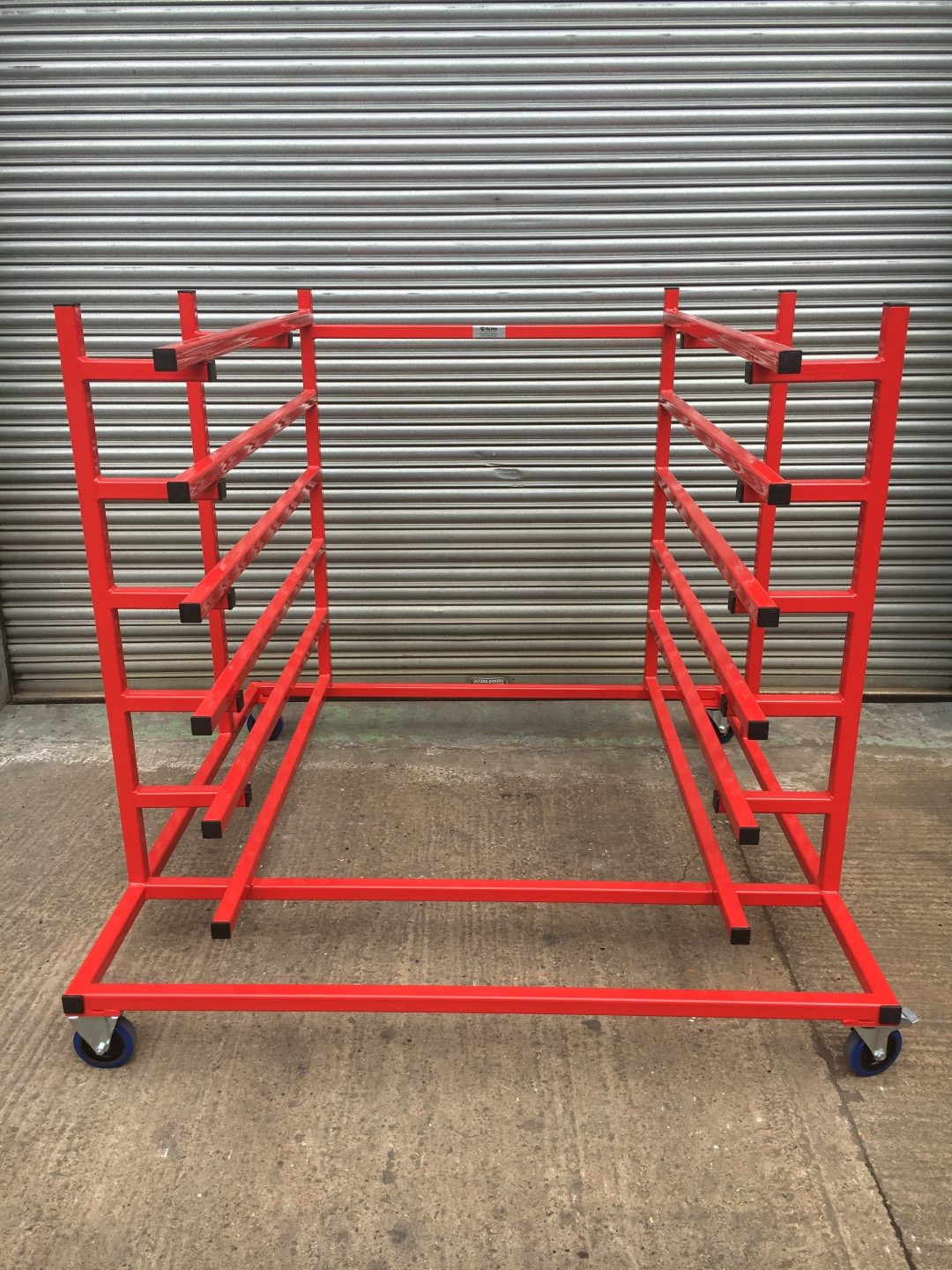AME Red Trolleys