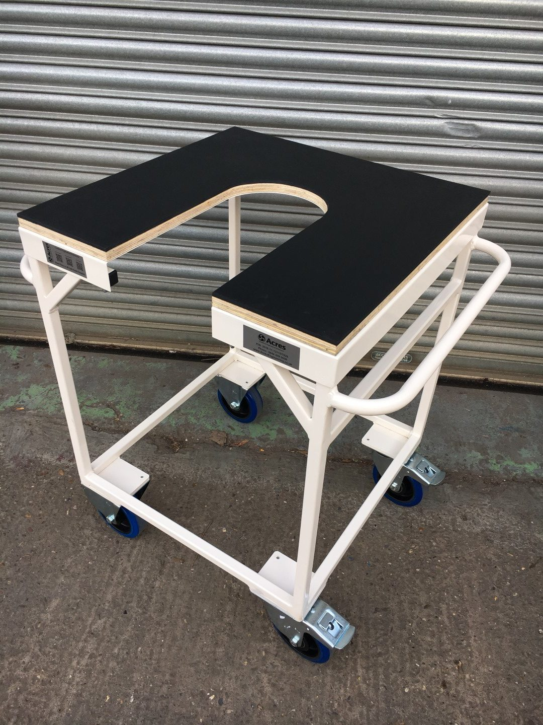 Flat Bed Frame Trolley