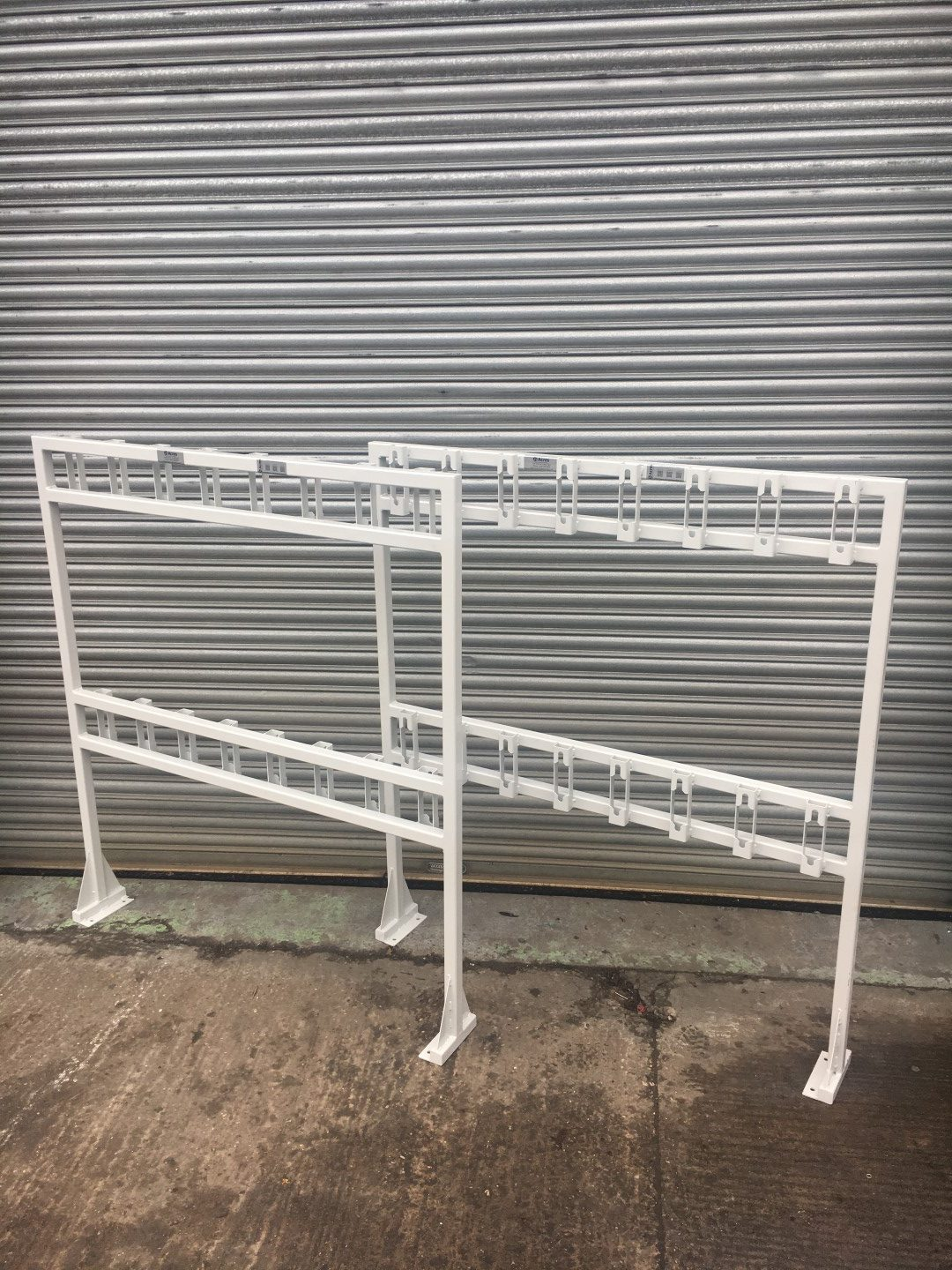 Single Sided HSD5 Tool Racks