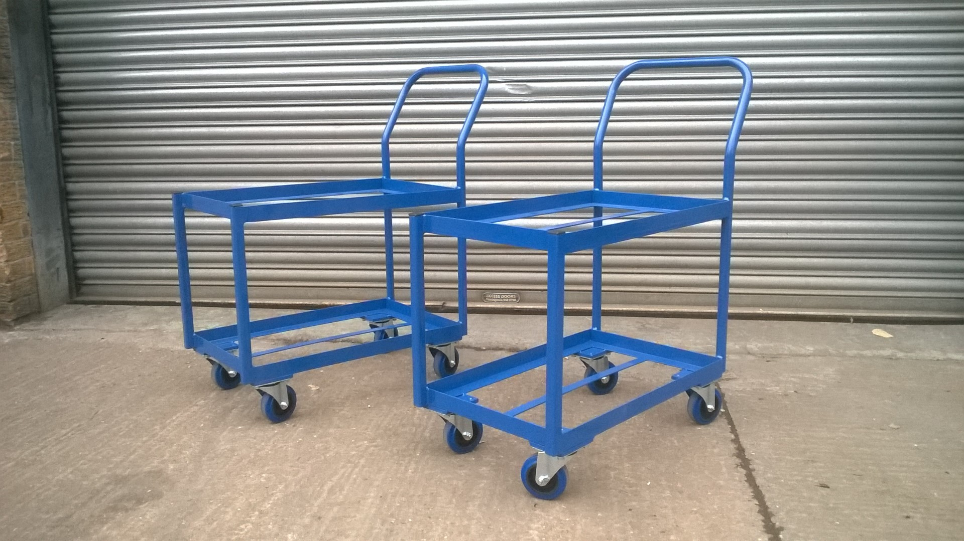 C&P Inspection Trolley