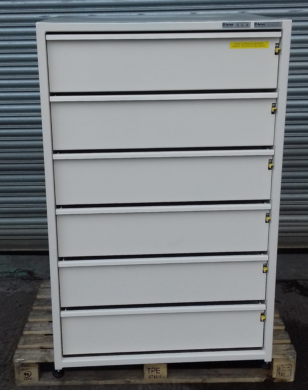 Baffle Storage Units
