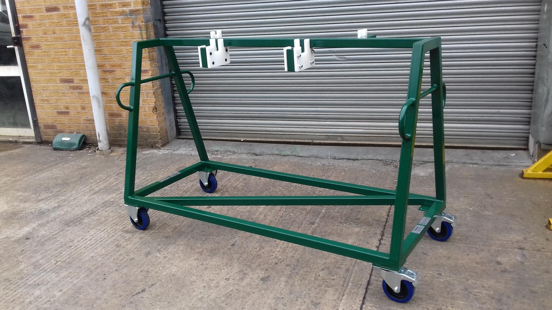 Lifting Tool Storage Trolley