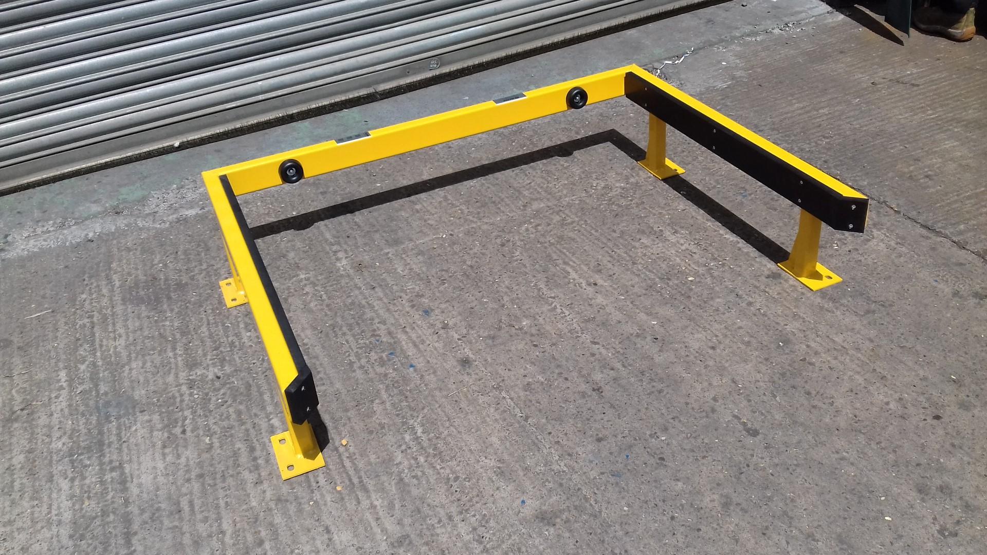 Pallet Docking Frames