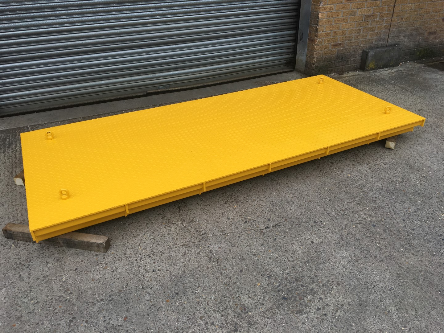 Pit Covers
