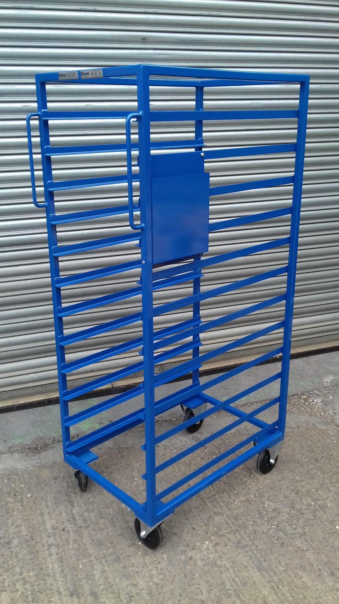 Tray Trolleys (12 Trays)