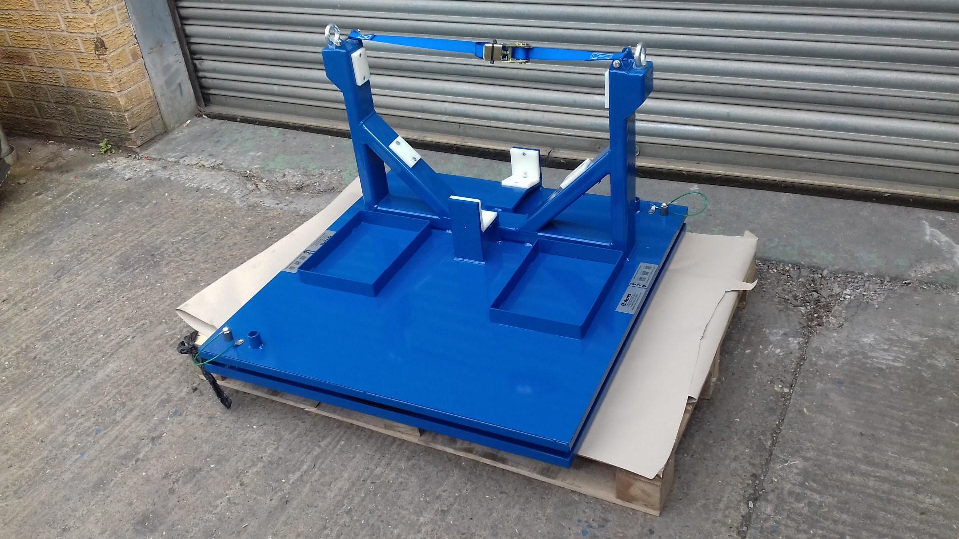 RRT085297 – Rotating Pallet