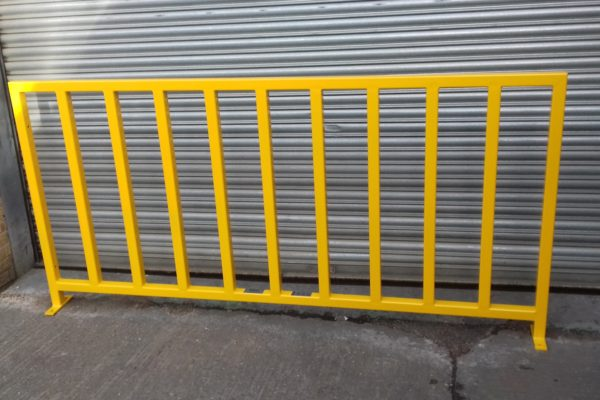 Hilux Lift Safety Barriers