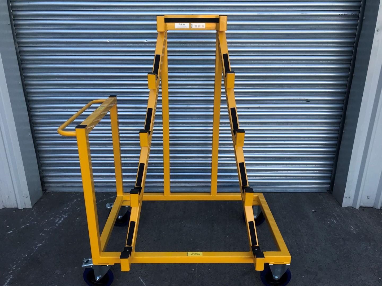Shaft Storage Trolley