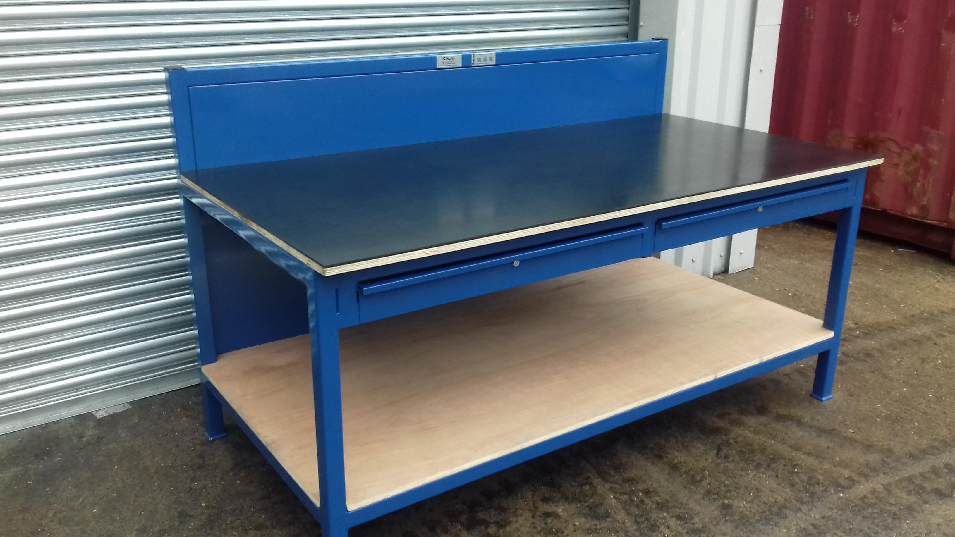 Assembly Inspection Bench